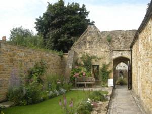 Binnentuin MM Chapel