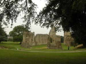 Abbey zelf