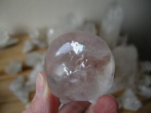 Stap in de wereld van Bergkristal
